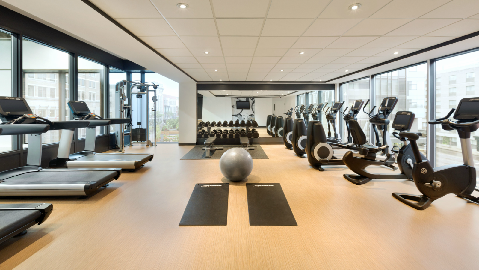 Fitness Center | Hotel PUR, Quebec, a Tribute Portfolio Hotel